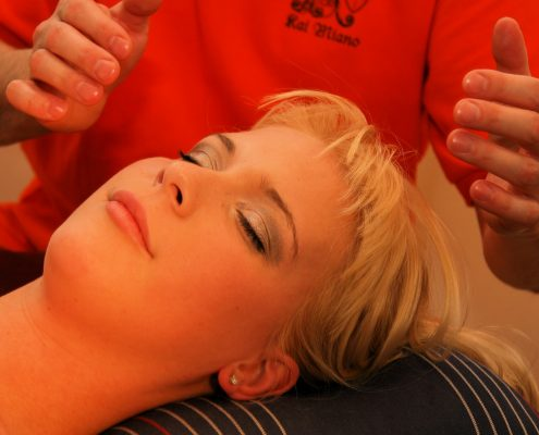 Therapien im Shiatsu und Thai Yoga Massage